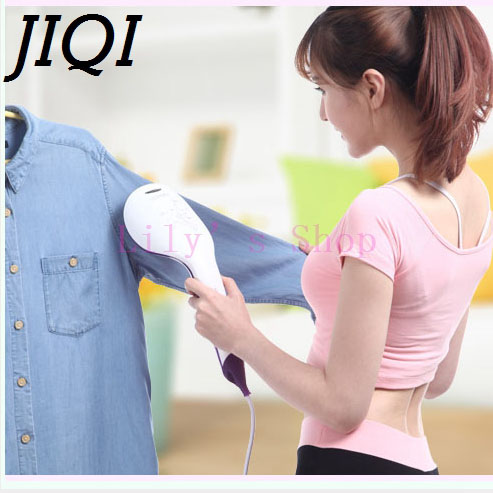 Подробнее о MINI handheld Garment Steamer brush household electric iron steaming clothes ironing machine EU US plug travel portable 220V handheld electric garment steamer with brush clothes ironing machine household mini steam hanging iron travel for cloth eu plug