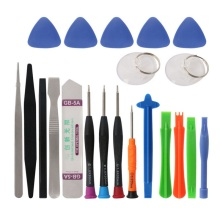 21pcs/set Mobile Phone Repair Tools Kit Spudger Pry Opening Tool Screwdriver Set for iPhone Samsung Phone Hand Tools Set 9 in 1 cell phone screen opening pry mobile phone repair tool kit screwdriver tool set for iphone samsung hand tools opening set