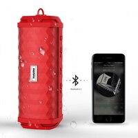 REMAX Metal Mini Bluetooth Speaker Portable Wireless Speaker IPX7 Waterproof Home Theater Party Speaker Outdoor Loudspeaker