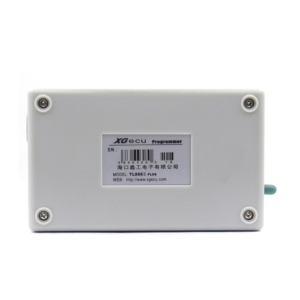 D'origine XGECU V8.30 TL866II Plus EEPROM PIC AVR TL866A TL866CS USB Universal BIOS nand Programmeur 24 93 25 mcu Bios EPROM - 3