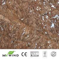 2019 MY WIND Ligth Brown with Silver Wallpapers Luxury 100% Natural Material Safety Innocuity 3d Wallpaper In Roll Home Decor