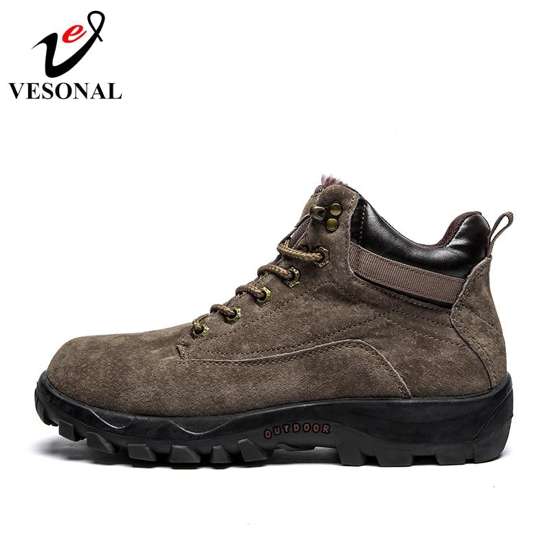 Pour Peluche Chaud Boots Hiver Mâle Adulte De Hommes Mode With Boots brown Confortable 2018 Doux Courte Peau Neige Nouveau khaki Boots Chaussures Fur Bottes Khaki Porc Vesonal Sneakers 1XTzqw1x