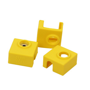 MK9 Heated Block Cover Silicon
