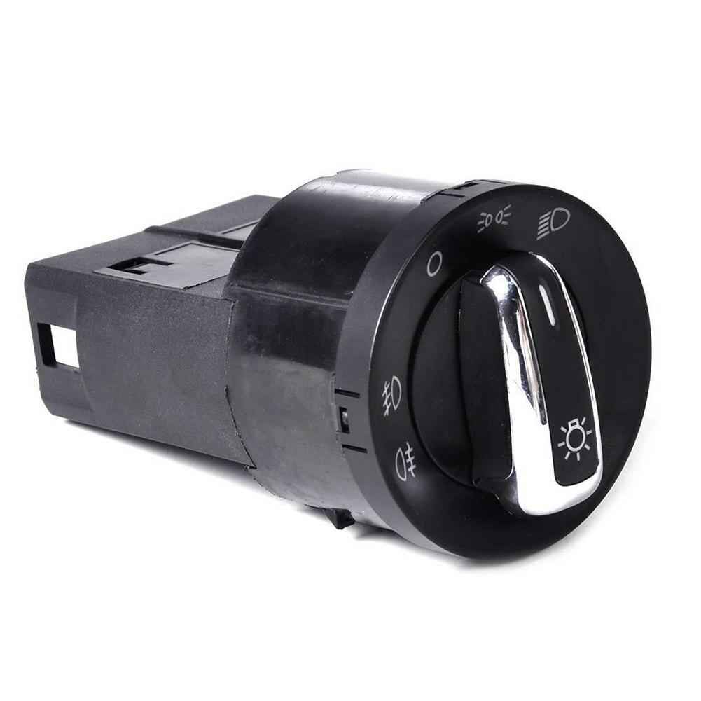 New Car Headlight Switch Fog Head Light Control For VW