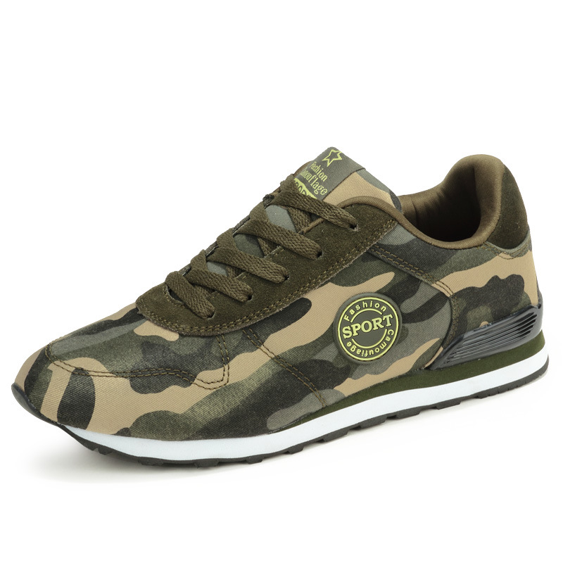 Camouflage in Sneakers? The War for Others