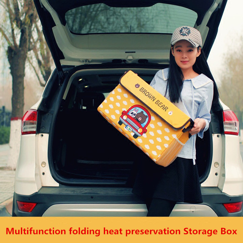 Multifunction Cold Heat Preservation Storage Box Container