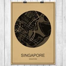 Popular Singapore MapBuy Cheap Singapore Map lots from China