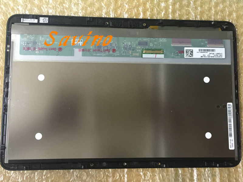 100% test LP125WF1SPA2 LP125WF1 (SP)(A4) LCD Screen for Dell XPS 12 XPS12 Panel with touch Digitizer Touch Screen lg an wf 100