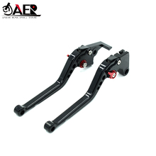 JEAR Long Motorcycle Brake Clutch Levers for Ducati 899 959 1299 Panigale/S/R 1199 Panigale/S/Tricolor