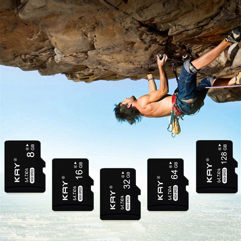 New Memory Card Micro SD 32GB 64GB 128GB 8GB 16GB Class 10 TF SD Card 128 16 32 64 8 GB MicroSD Cartao De Memoria Carte