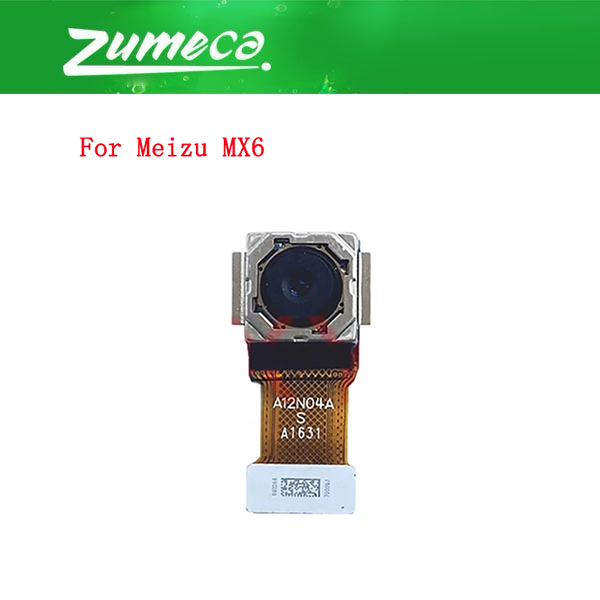 AAA+ Quality For Meizu MX 6 Meizu MX6 Rear Big Back Camera Back Rear Camera Module Flex Cable Replacement Part Mobile Phone Flex Cables     - title=