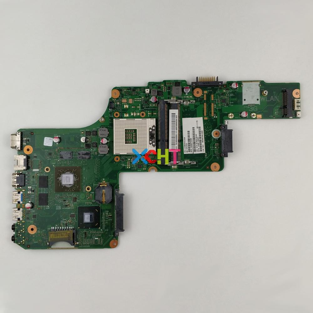 V000275060 DK10FG-6050A2491301-MB-A02 w HD7670 GPU for Toshiba L850 L855 Laptop PC NoteBook Motherboard MainboardV000275060 DK10FG-6050A2491301-MB-A02 w HD7670 GPU for Toshiba L850 L855 Laptop PC NoteBook Motherboard Mainboard