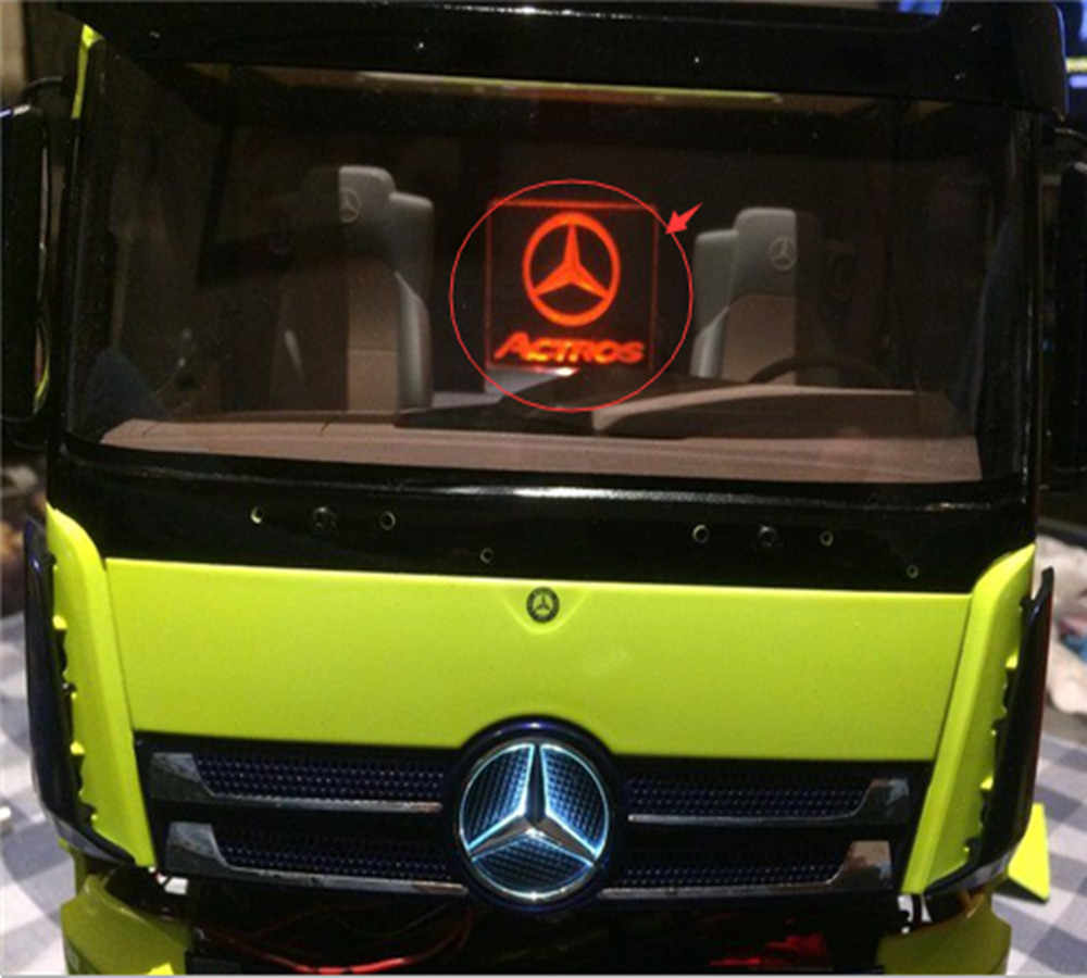 RC benz actros led marker lamp suit for tamiya 1/14th scale rc actros 1851 3363 56352 56345 56348