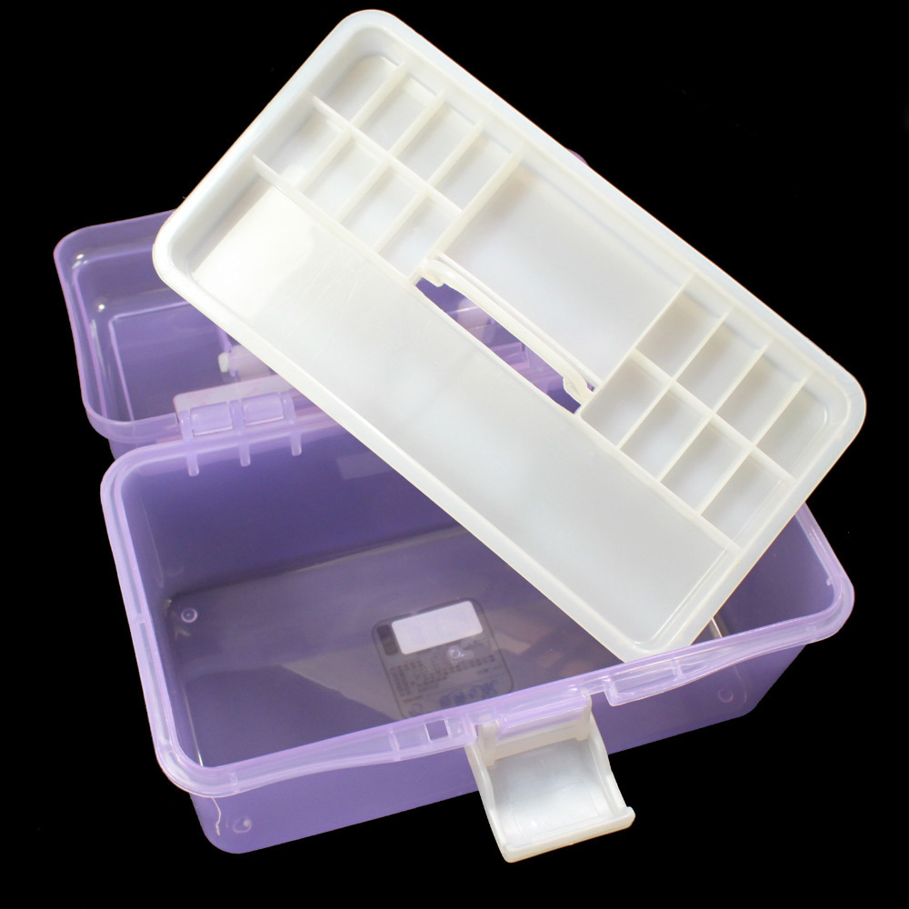 Nail Polish Storage Box India Hession Hairdressing