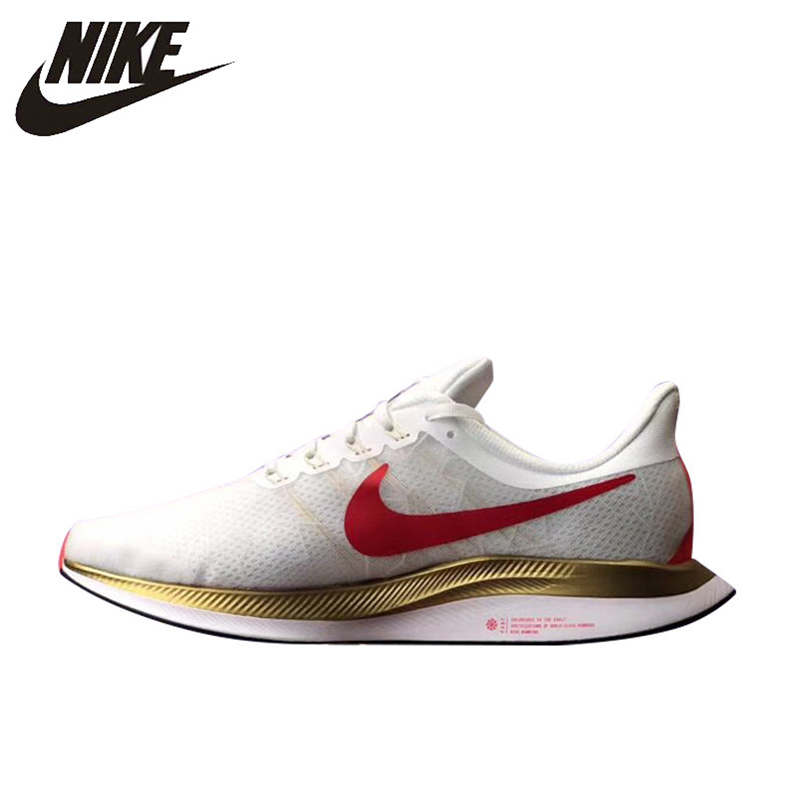 new product 0bc92 f94bc Original Nike Zoom Pegasus 35 Turbo Men Running Shoes, Wear-resistant Shock  Absorbing Breathable