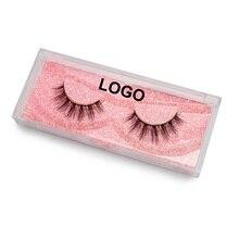 Big Eyes Secret 10pairs 3D Silk Strip Eyelashes Russian Volume Lash  Private Logo Eyelash Extension Free Shipping