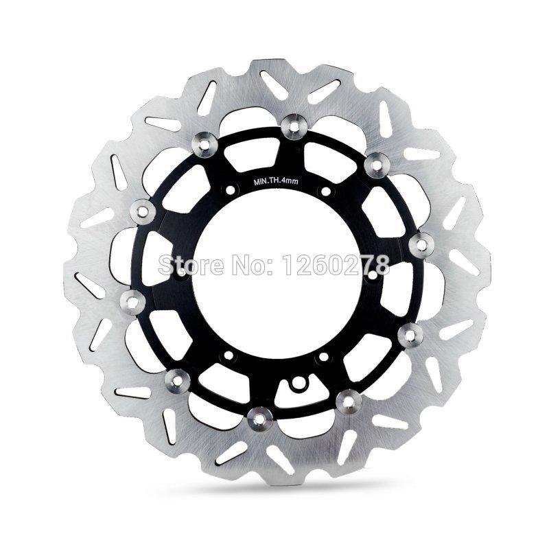NICECNC 320mm Supermoto Front Brake Disc For KTM 125 250 300 350 400 450 500 525