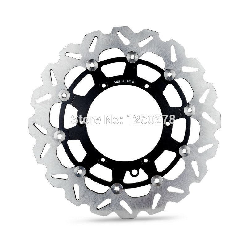NICECNC 320mm Supermoto Front Brake Disc For KTM 125 250 300 350 400 450 500 525 530 625 640 LC4 MX SX EXC SXC XC XCW polisport motorcycle led tail light&rear fender stop enduro taillight mx trail supermoto ktm cr exc wrf 250 400 426 450 page 10