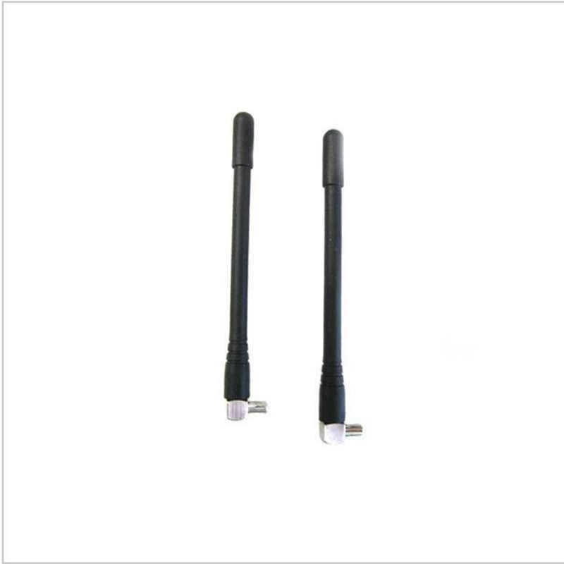 ALLISHOP 4 גרם LTE אנטנה TS9 3DBI מיני Omnidirectional אות מגבר עבור Netgear Wifi נתב נייד נקודות חמות 2 גרם 3 גרם 4 גרם GSM Wlan