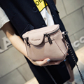 New 2017 Edition Fashion Handbag Shoulder Inclined Shoulder Bag Chain Small Small Package Box Trend