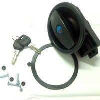 RV cerradura de puerta de baño Cerradura para puerta de baño RV accesorios de reacondicionamiento