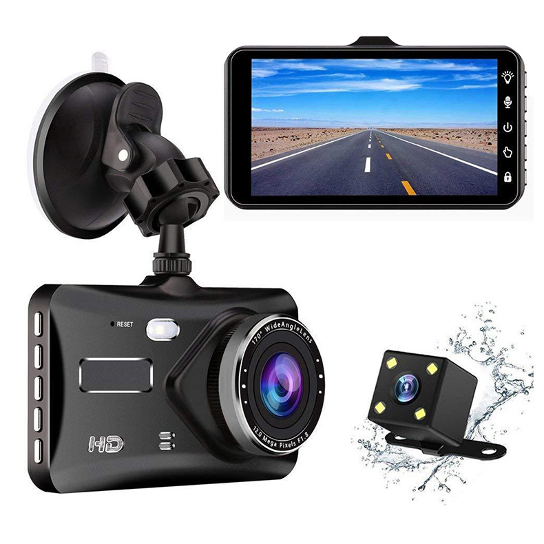 Car Electronics Useful Car Camera Recorder 4 Inch 1080p Traffic Recorder Bt100 Professional Car Camera Recorder Exquisite Recorder Dfdf Back To Search Resultsautomobiles & Motorcycles