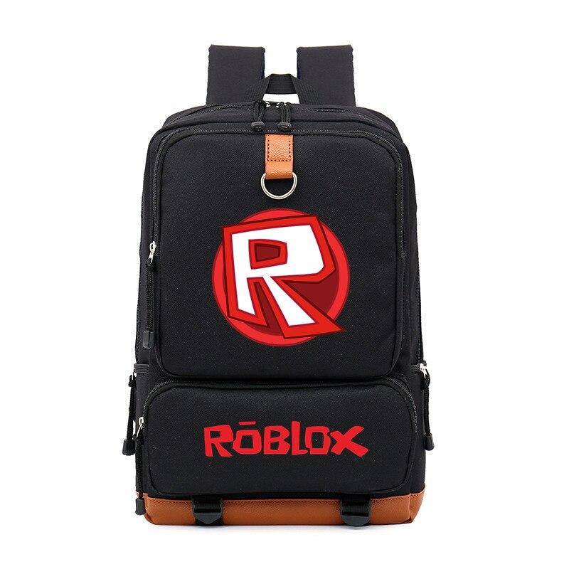 Gepäck & Taschen Herrentaschen Neue Design Roblox Rucksack Schule Taschen Student Rucksack Bagpack Bookbags Für Teenager Mädchen Bookbag Tasche Packen Mochila H208