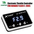 Auto Elektronische Drossel Controller Racing Gaspedal Potent Booster Für RENAULT CLIO II 2005 nach vorne Tuning Teile Zubehör
