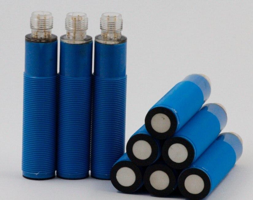 Livraison gratuite US200-18V-1MU kit de mesure de distance à ultrasons US200-18V-1M signal analogique numérique NPN capteur à ultrasons de sortie