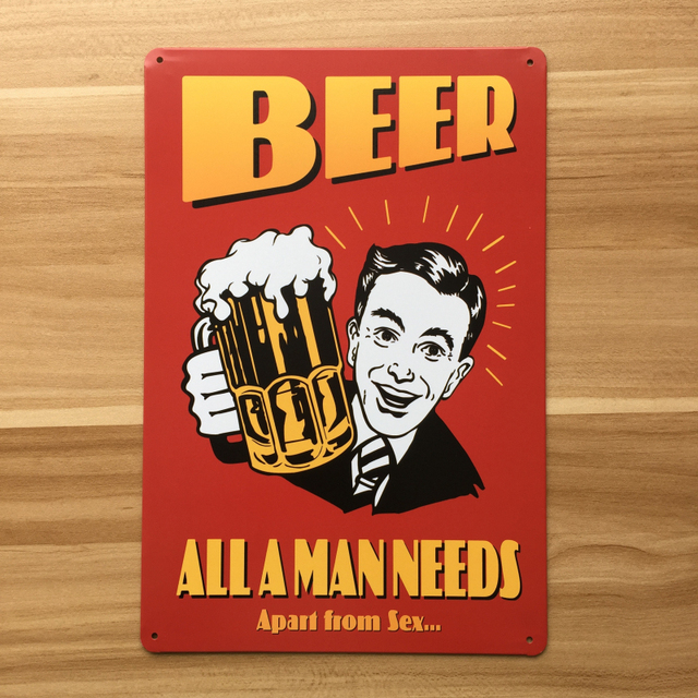 US $6 99 |Metal Tin signs
