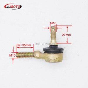 Image 2 - 1 cặp M10 M10 Tie Rod End Bộ Dụng Cụ Bóng Doanh Phù Hợp Cho Trung Quốc ATV 50cc 110cc 150cc 200cc 250cc 300cc Đi kart Karting Quads Phụ Tùng Xe Đạp