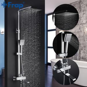 Frap Shower-Faucets Torneira Mixer Bath Taps Rainfall Contemporary Top-Quality
