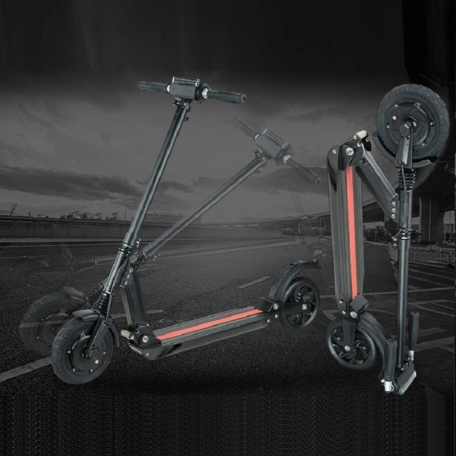 SUPERTEFF original EW4 two-wheel foldable electric scooter