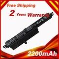 """11.25 V 2200 mAh Alta qualidade bateria Do Portátil A31N1302 A31LM9H Para ASUS VIVOBOOK X200CA F200CA 11.6 """"NOTEBOOK Série"""