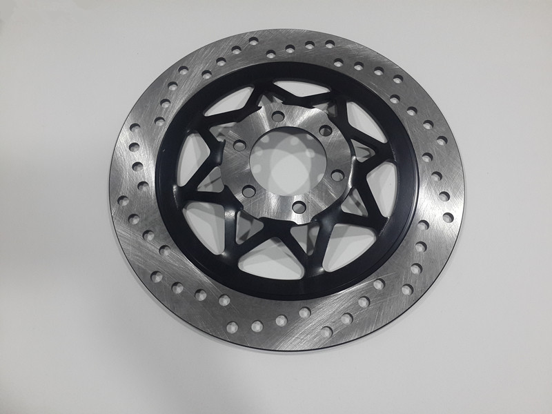 Prix pour Moto disque de frein avant GN250 Wangjiang 250 frein à disque