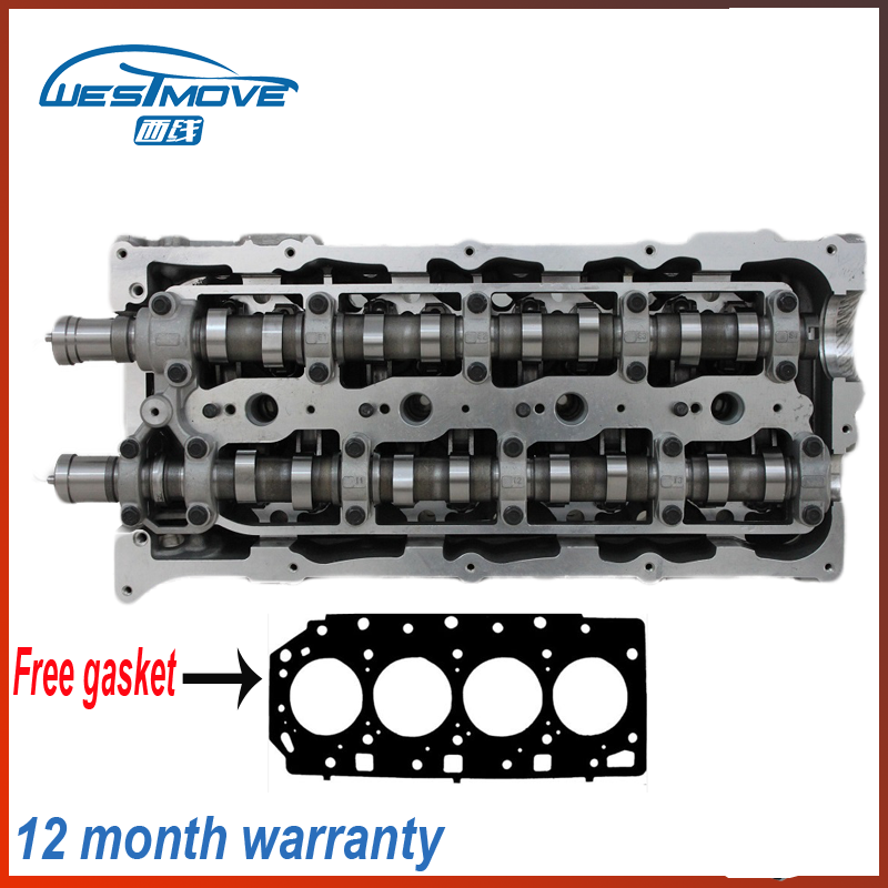Komplette zylinderkopf montage für Hyundai H1 H200 Starex Porter Kia Sorrento 2497CC 2,5 CRDI DOHC 16 v MOTOR: d4CB D4CBVGT