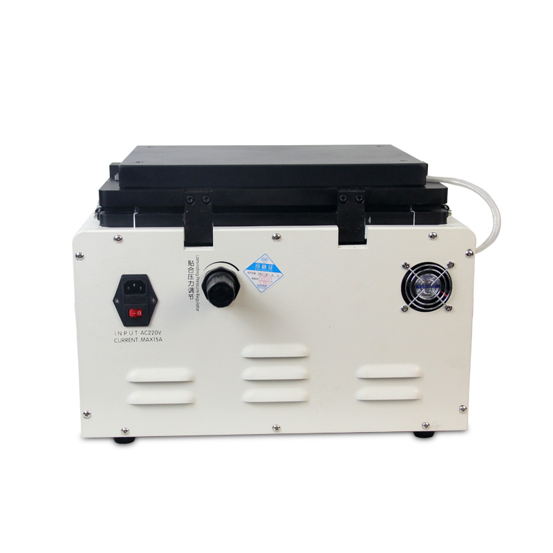 TBK-308A 15-Inch Vacuum Laminating Machine For LCD Touch Screen Repair 4