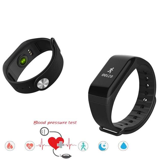 SK01 Smart Band Blood Pressure Smart bracelet Digital Pulse Oximeter Heart rate Monitor Sleep Monitor Wristband wearable devices