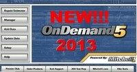 Newest!! 2014 Alldata 10.53+Mitchell ondemand 2013+Vivid.Workshop+mitchell heavy truck 2005 9 softwares with 1TB hard disk