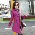 В зима женское кожа полиуретан кожа куртка женское кожа куртки ветровка пальто