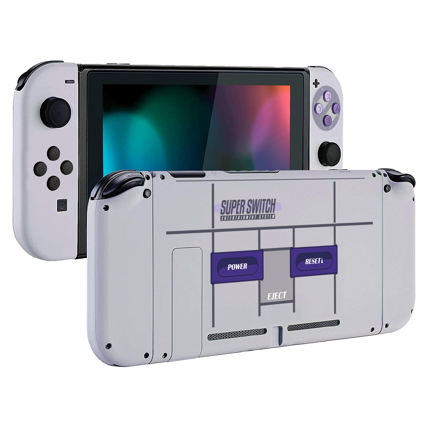 Housing Shell Case For Nintend Switch NS Console Joycon Shell