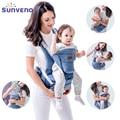Sunveno новый детский переноска эргономичный слинг пальто Рюкзак-переноска табурет хипseat для новорожденных кенгуру слинг 20 кг кучи