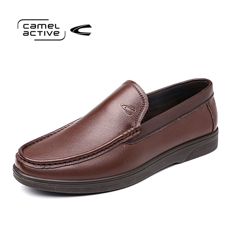Здесь продается  Camel Active Men Driving Shoes New Brand Summer Soft Moccasins Men Loafers Shoes Men Flats Casual Shoes Outdoor Walking Sneakers  Обувь