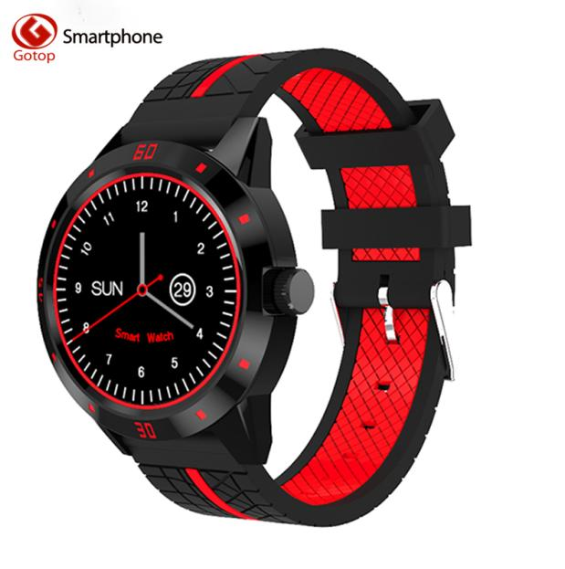 Diggro DI02 Smart Watch Heart Rate Monitor Two Side Straps Bluetooth Phone MTK2502C Sports Business Smartwatch for Android IOS bluetooth siri diggro di02 mtk2502c 128mb 64mb smart watch heart rate pedometer sleep monitor sedentary android & ios reminder