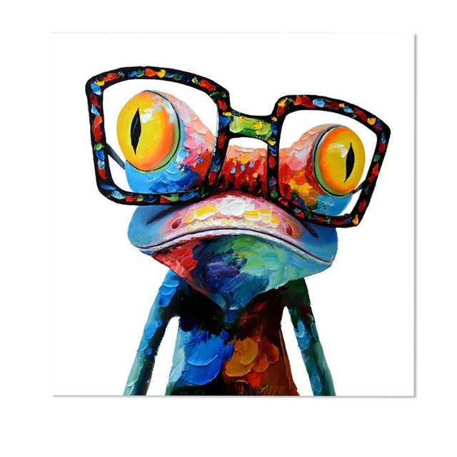 cartoon decorations aliexpresscom buy colorful cartoon abstract animal frog wall
