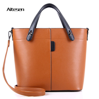 AITESEN 2017 Autumn Large Capacity Handbag Fashion Single Shoulder Michael Makeup Bag Anti Theft Package Carteira