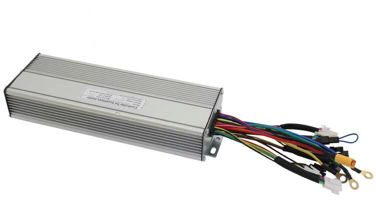 ConhisMotor 36V/48V 1000W Controller Brushless DC Sine Wave with Reverse and Regenerative Function For <font><b>Electric</b></font> Bicycle E <font><b>Bike</b></font>