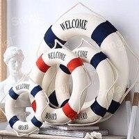 New 35cm Swim Ring Props Mediterranean style Studio Props photo props Door Home Decoration
