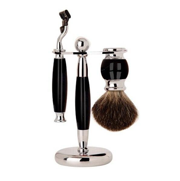 W506 Men High-Grade Manual Shaver Razor Kit Washable  Beard  Shaving  For Men Heads Razor Trimmer