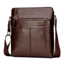 Luggage Bags - Handbags - Designer Handbags High Quality Men Bag Fashion Leather Small Messenger Bags Men Travel Business Crossbody Shoulder Bag For Man